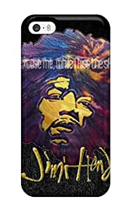 jack mazariego Padilla's Shop 4557818K55332991 Flexible Tpu Back Case Cover For Iphone 5/5s - Jimi Hendrix