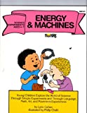 Energy and Machines, Lynn Cohen, 0912107782