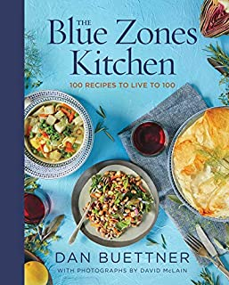 Book Cover: The Blue Zones Kitchen: 100 Recipes to Live to 100