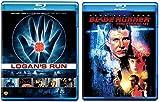 Deckard & Logan SCI FI Classics: Logan's Run & Blade Runner 2-Blu-ray Bundle