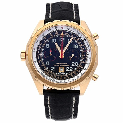 Breitling Chrono-Matic Automatic-self-Wind Male Watch H22360 (Certified Pre-Owned)