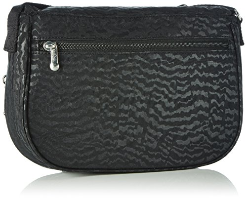 S Womens Bag Kipling Cross Garden Body Earthbeat Black Black FTE1xxqd