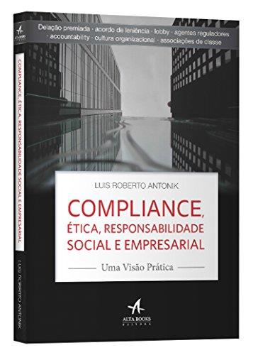 Compliance, ética, responsabilidade social e empresarial