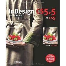 IN DESIGN CS5.5 ET CS5