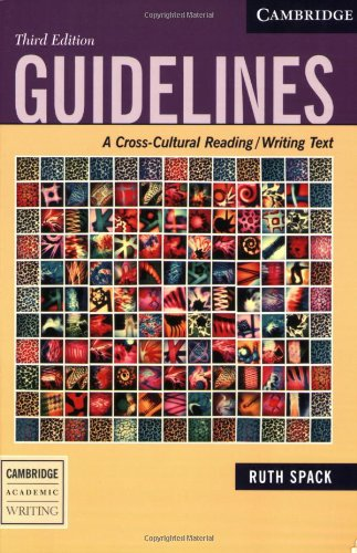 Top guidelines a cross-cultural reading/writing text for 2020