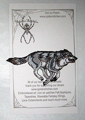 Runni (Homemade Wolf Costumes)