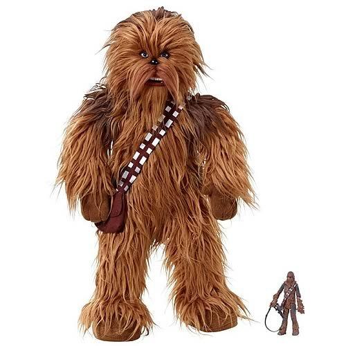 Star Wars Super 24 Inch Talking Chewbacca Plush