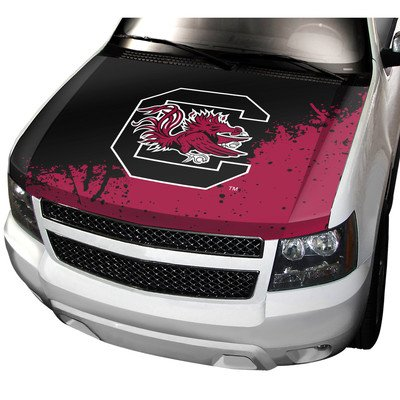 ProMark NCAA South Carolina Auto Hood Cover, One Size, One Color