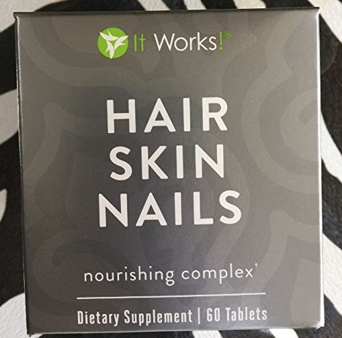 It Works! Hair Skin Nail (Best Vitamin A Skin Products)