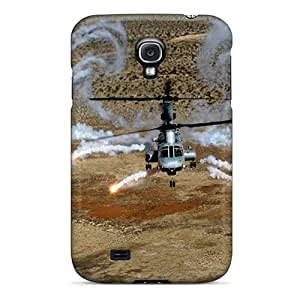 New Fashion Premium Tpu Case Cover For Galaxy S4 - Helicopter