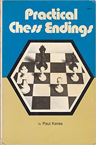 practical chess endings paul keres 9780890580288 amazon com books