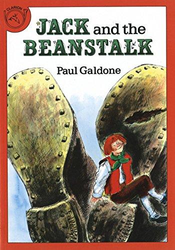 Jack and the Beanstalk (Paul Galdone Classics) (Fee Fi Fo Fum Jack And The Beanstalk)