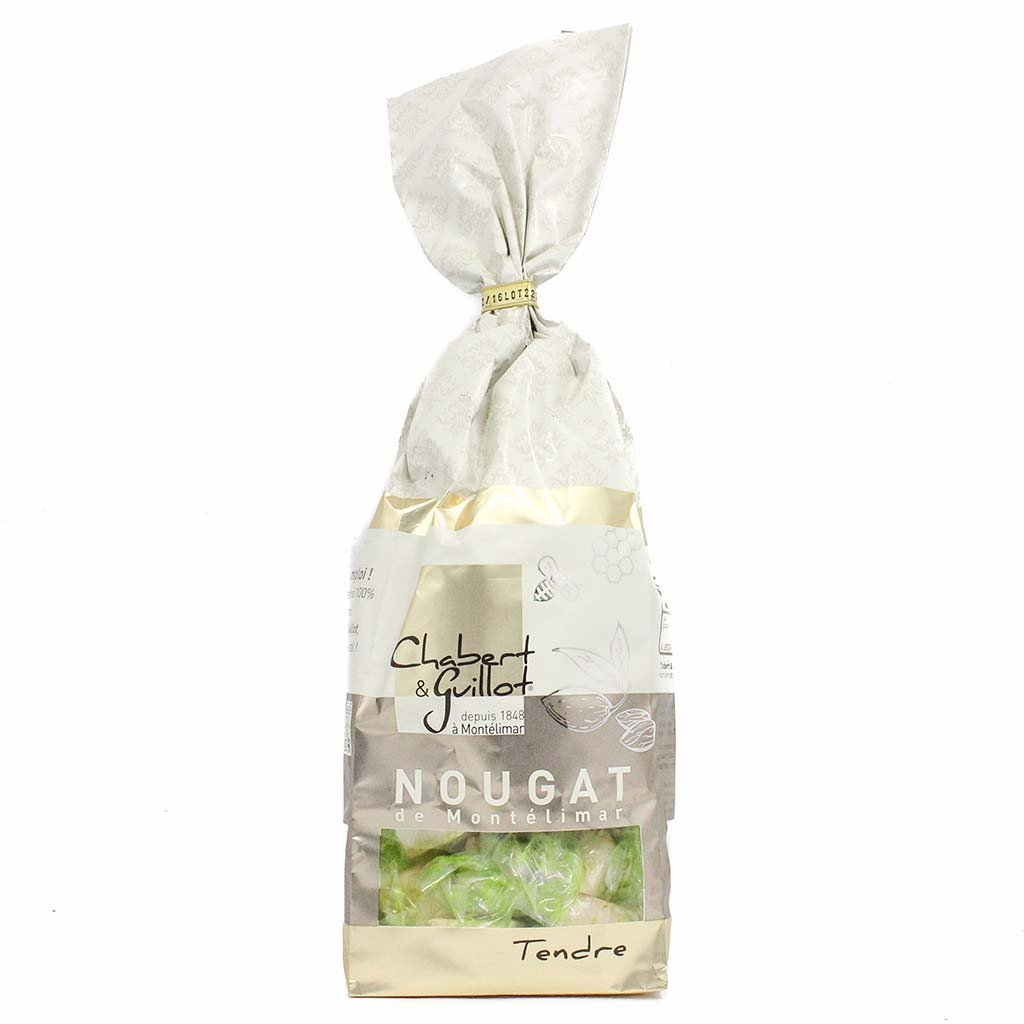 French Nougat from Montelimar by Chabert Guillot 7.05 oz by Chabert & Guillot