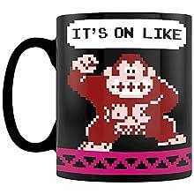Nintendo MG25211C - Taza de cerámica (315 ml)