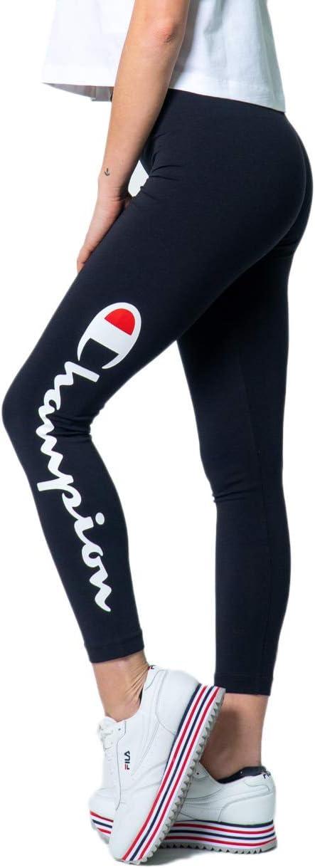 Champion Leggings Donna logo laterale 7//8 112857