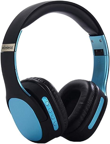 Auriculares inalámbricos con micrófono, auriculares Bluetooth ...