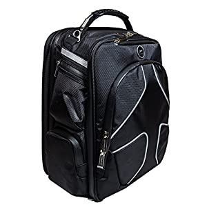 Flight Bag PLC Pro by MYGOFLIGHT - checkpoint friendly 16 inch laptop/iPad backpack/briefcase by MYGOFLIGHT