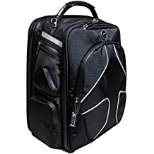 Flight Bag PLC Pro by MYGOFLIGHT - checkpoint friendly 16 inch laptop/iPad backpack/briefcase