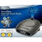 homedics time projection - Homedics Ss-4510 Soundspa Autset Clock