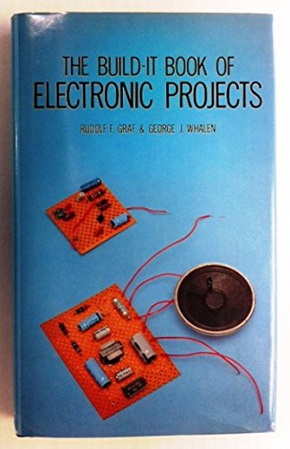 Price comparison product image The build-it book of electronic projects