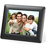 Micca M703 7-Inch 800×600 High Resolution Digital Photo Frame With Auto On/Off Timer (Black) Reviews
