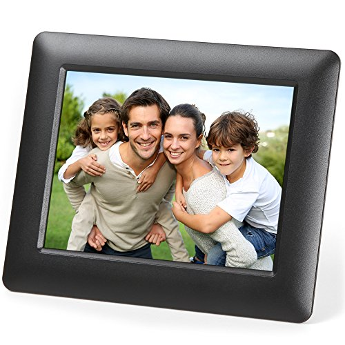 Micca 7-Inch Digital Photo Frame With High Resolution LCD an