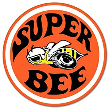 amazon com dodge super bee car styling emblem vynil car sticker rh amazon com super bee logo decals super bee logo floor mats