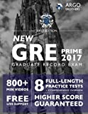 Image of GRE Prep 2017 with 8 Practice Tests: Test Prep (Argo Brothers)