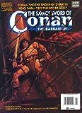 The Savage Sword of Conan the Barbarian, No. 209