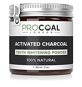 procoal activated charcoal teeth whitening powder 60ml premium grade health. Black Bedroom Furniture Sets. Home Design Ideas