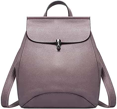 b6dae1146aa1 Shopping Multi or Purples - Leather - Casual Daypacks - Backpacks ...
