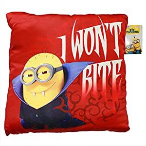 Amazon.com: Minions Despicable Me Cojín 30 x 30 cm: Home ...
