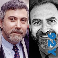 Paul Krugman in Conversation with Leonard Lopate