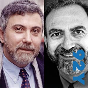 Paul Krugman in Conversation with Leonard Lopate Speech