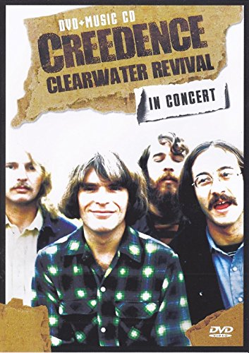 Creedence Clearwater Revival - In Concert DVD and CD (LIVE) ()
