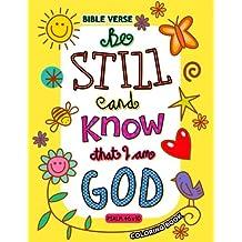 Bible Verse Coloring Book: Positive & Uplifting Inspirational for women, men, teen and girls