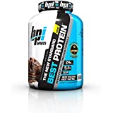 BPI Sports Best Protein Advanced 100% Whey Protein Formula, 24 Grams of Superior Whey Protein, Chocolate Brownie, 5.1 Pound