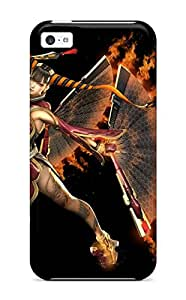 Perfect Anarchy Reigns Warrior Sci-fi Anime Case Cover Skin for iphone 5/5S Phone Case