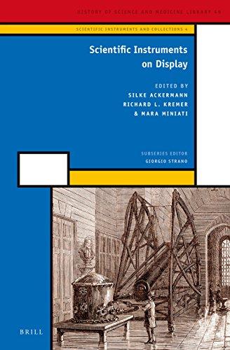 Scientific Instruments on Display (History of Science and Medicine Library / Scientific Instrum)