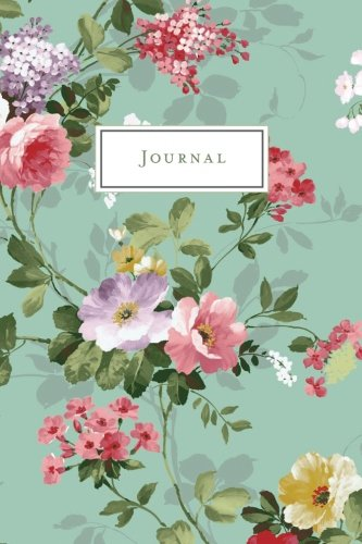 - Journal: Vintage Floral Design - Journal, Notebook, Diary (College Ruled) (Vintage Flower and Botanical Designs - Journal, Notebook, Diary, Composition Book)