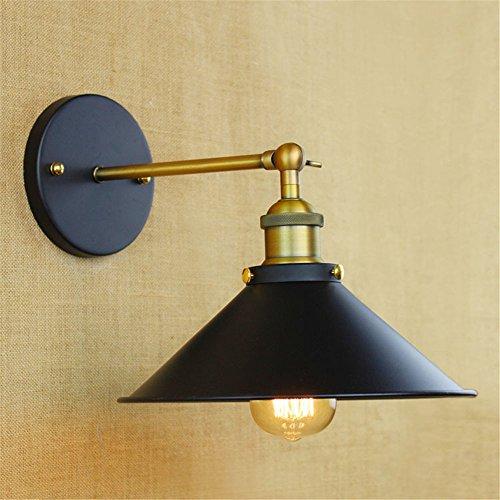 Style Larsure Vintage Applique Industriel Lampe De Mur Murale w8O0PkXn