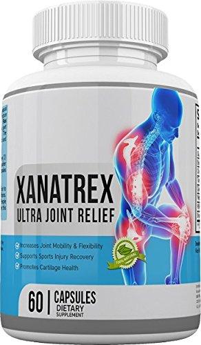 Xanatrex - Relief mixte Ultra - a augmenté la mobilité articulaire & flexibilité - supporte la blessure sportive récupération-favorise la santé du Cartilage