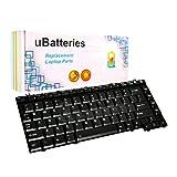 UBatteries Laptop Keyboard Toshiba Satellite A100-VA9