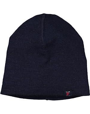 Merino Wool Long Shoreman Hat (Baby)