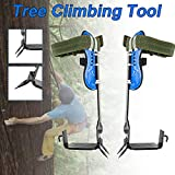 hemistin 2 Gears Tree Climbing Spike Set - Safety