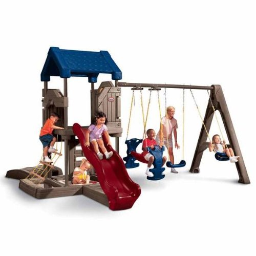 Amazon Com Little Tikes Endless Adventures Playcenter Playground