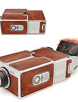 Fantasy de cine de cartón Smartphone de proyector: Amazon.es ...