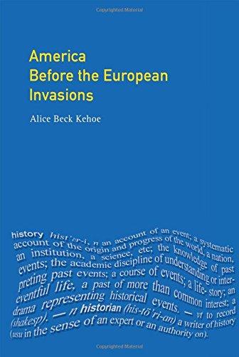 America Before the European Invasions