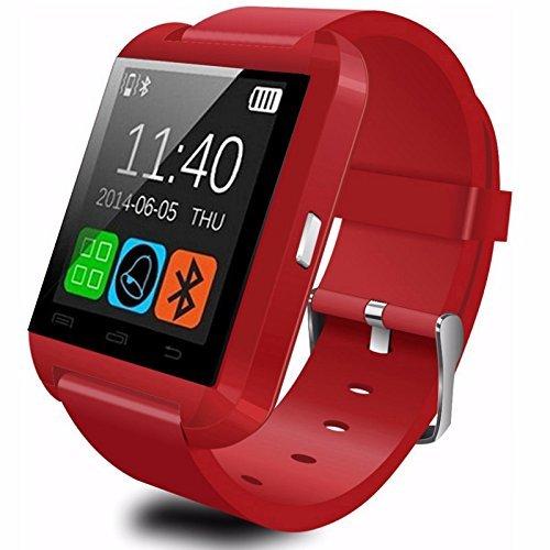 penvi Bluetooth inteligente reloj U8 Teléfono mate manos ...