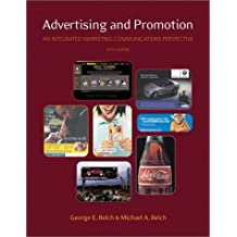 Advertising and Promotion: An Integrated Marketing Communications Perspective, Sixth Edition (The Mcgraw-Hill/Irwin Series in Marketing) by George E. Belch (2003-04-02)